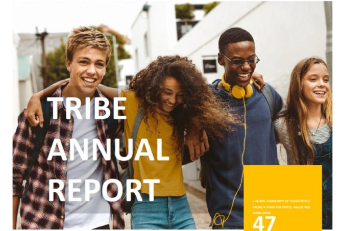 Tribe Annual Report